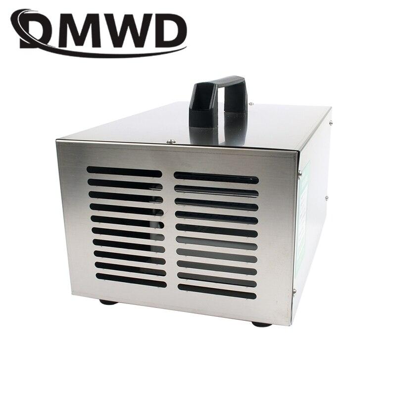 DMWD 30g 220V очиститель воздуха генератор озона 30000 мг/ч озонатор домашний озонатор стерилизатор для дезинфекции озона портативный с переключат...