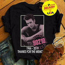Luke Perry Beverly Hills 90210 Thanks For The Memories T Shirt Size S 3Xl 015775