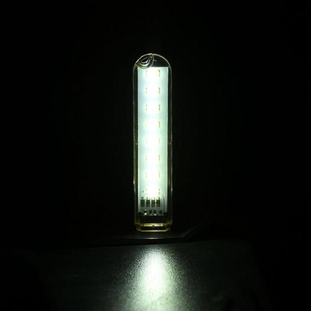 Lámpara LED Pequeña de USB para Computadores