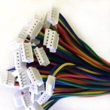 50 шт. 1,5 мм Шаг 5 контактный разъем с 28AWG 150 мм провода кабель