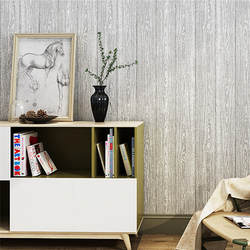3D Нетканая ткань, имитация дерева-зерна обои абстрактный кафе магазин одежды отель персонализированные фоновые обои