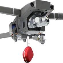 Mavic drone 파라볼 릭 에어 드롭 서보 스위치 암 라이트 컨트롤, dji mavic 2 용 랜딩 기어 포함 zoom & pro drone accessories