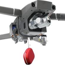 Mavic zangão parabólico airdrop servo interruptor braço controle de luz com trem de pouso para dji mavic 2 zoom & pro zangão acessórios