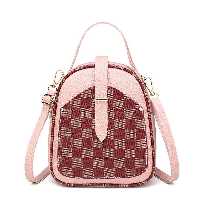 Vento Marea Mini Backpack Crossbody Bags For Teenage Girl 2020 Women Shoulder Bag Style Phone Purse New Vintage Female Bagpack