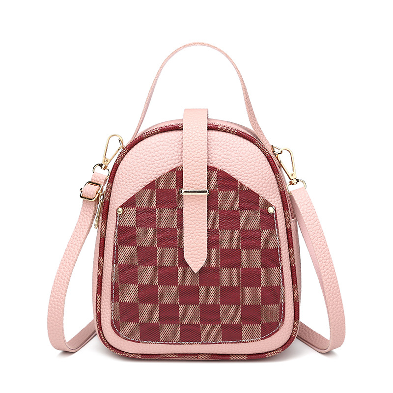 Vento Marea Mini Backpack Crossbody Bags For Teenage Girls 2020 Women Shoulder Bags Style Phone Purse New Vintage Female Bagpack