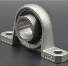 KP006 30mm Bore Diameter Zinc Alloy Pillow Block Mounted Housing Unit