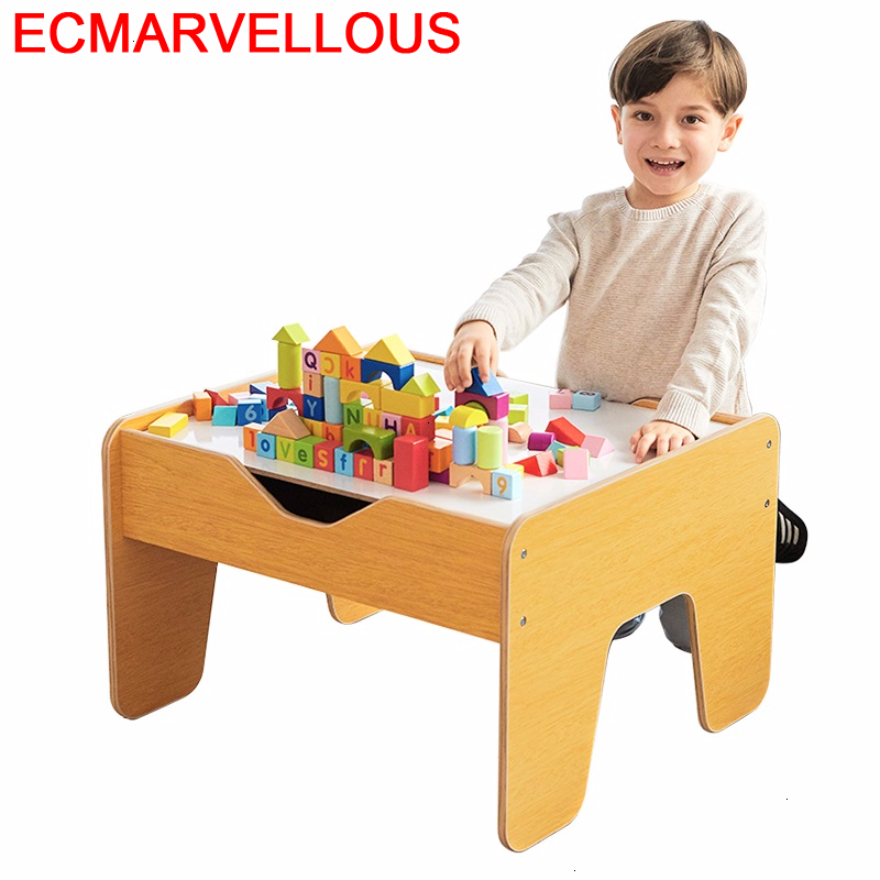 And Y Silla Infantil Cocuk Masasi Pour Play Baby Mesa De Estudio Game Kindergarten Study For Kids Bureau Enfant Children Table