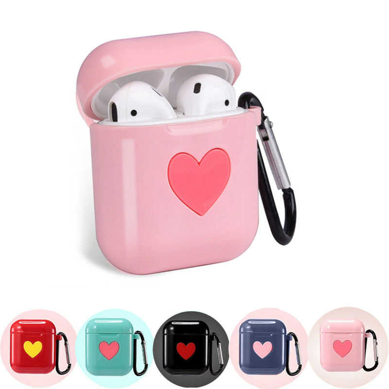 For Apple Airpods Charging Protective Headphone Cases Cute