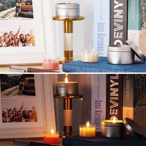 Набор для изготовления свечей «сделай сам», комплект для изготовления свечей, пчелиный воск, декоративно прикладное искусство, Ароматизированная Свеча «сделай сам», простой набор для празднования дня рождения, 1 комплект|Наборы для изготовления свечей|   | АлиЭкспресс