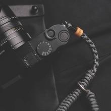 Mr. Stone — Bracelet pour appareil photo suspendu à la main, avec corde de poignet, nouvelle collection exclusive