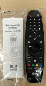 Image 5 - Novo original para lg AN MR18BA.AEU magia controle remoto com companheiro de voz para selecionar 2018 smart tv