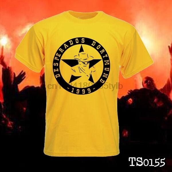 Dortmund Desperados Ultras T Shirt T Shirts Aliexpress