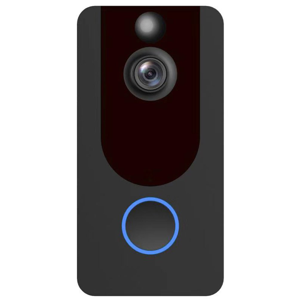 HD 1080P Smart WiFi Video Doorbell Visual Camera Intercom Night Vision IP Door Bell Wireless Security Camera