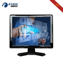 "Купить с кэшбэком ZB170JC-V59D/17"" inch 1280x1024 USB HDMI VGA Industrial Driver Free Multi-point Capacitive Touch LCD Screen PC Monitor Display"