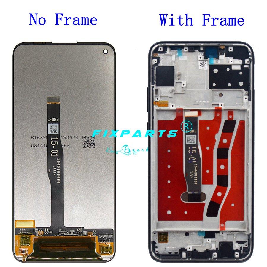 P40 Lite LCD Display