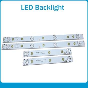 LED Backlight strip lamp For AKAI AKTV3221 32LED38P Smart JS-D-JP3220-041EC E32F2000 D32-0A35 bs968 d32 el