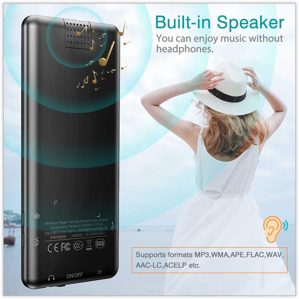 ICEICE MP3 MP4 プレーヤー Bluetooth イヤホンタッチスクリーン 8 ギガバイト 40 ギガバイト電子書籍読書 fm ラジオビデオ MP 4 MP-4 4 ギガバイト 8 ギガバイト 32 ギガバイトウォークマン