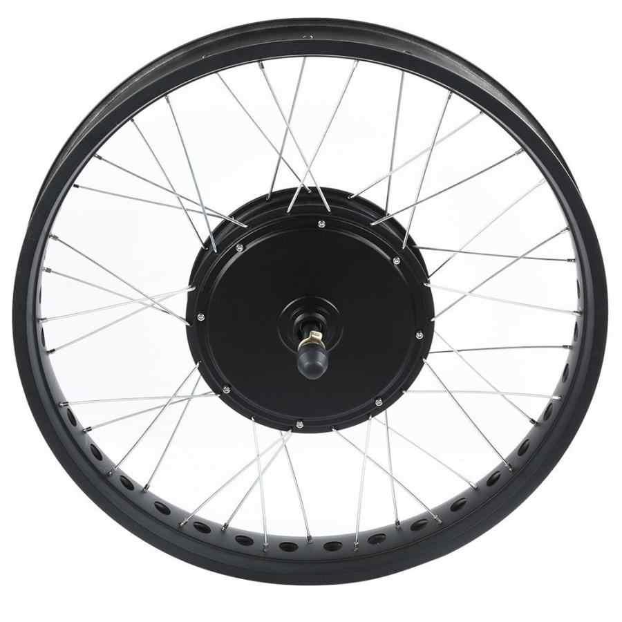 Kit vélo électrique 3000w moteur roue 72V E Kit vélo roue moteur électrique vélo Kit de Conversion 26 pouces roue KT-LCD5 mètre 75 km/h