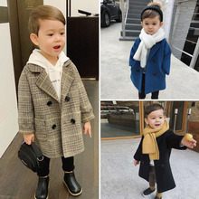 Baby boys Jacket Kids  Fashion fall Coats  Warm  Autumn Winter  Infant Clothing toddler Children's Jacket outwears 2 3 4 6 8y
