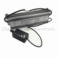 IP67 Waterproof 200W Dimmable Constant Current LED Driver With Dimmer, AC to DC25V 36V 0 6A