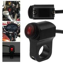 Headlight Handlebar Motorcycle-Off-Switch Waterproof Car-Accessories Fog-Spot-Light 10A