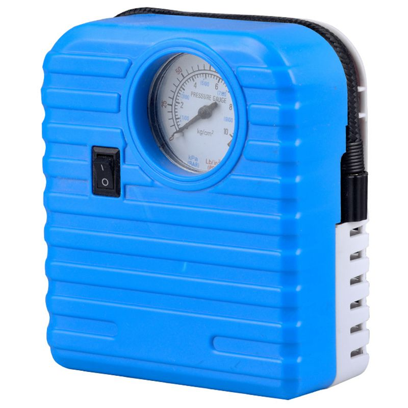 12V Portable Mini Emergency Auto Tyre Inflatable Pump High Pressure Tire Inflator Air Compressor|Inflatable Pump| |  - title=