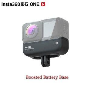 Image 1 - Originele Batterij Base/Snelle Lading Hub/Accessoires Voor Insta360 Een R Batterij