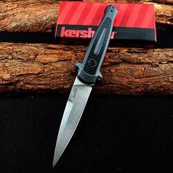 Nuevos cuchillos de bolsillo Kershaw 7150 cuchillo plegable rápido CPM154 mango de aleación de aluminio para acampar al aire libre cuchillo de supervivencia herramientas EDC