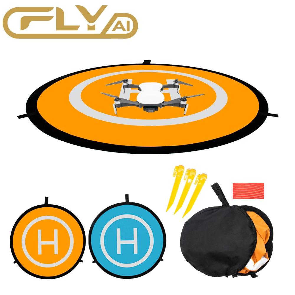 Landing Pads 55cm 75cm 110cm Drone Landing Pads For RC Quadcopters DJI MAVIC MINI PRO SPARK PHANTOM INSPIRE Drone Accessories