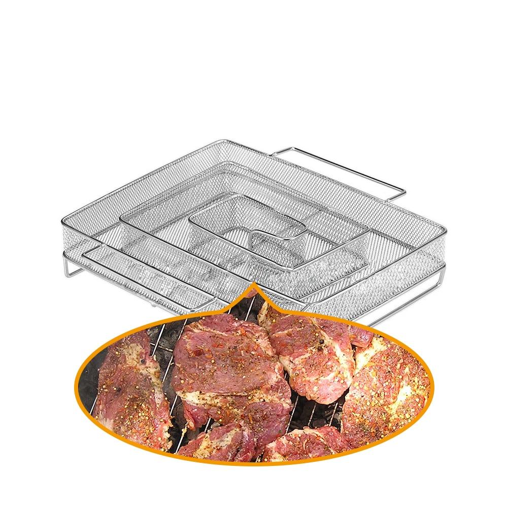 Барбекю генератор холодного дыма гриль для барбекю деревянная