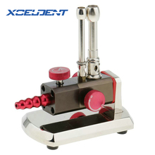 1pcs High Quality Dental Lab Deluxe Adjustable Rotatable Natural Double Tube Gas Light Micro Bunsen Burner Gas Propane Light