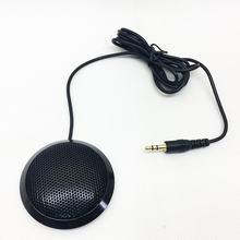 Micrófono direccional con puerto USB para PC, micrófono con cancelación de ruido para reuniones, 1,5 M/2M