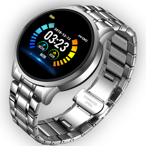 LIGE 2020 Smart Watch Men Hear