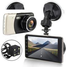 Universal Automotive Electronics C Model 4 Inch IPS HD 1080P Car Driving Recorder DVR