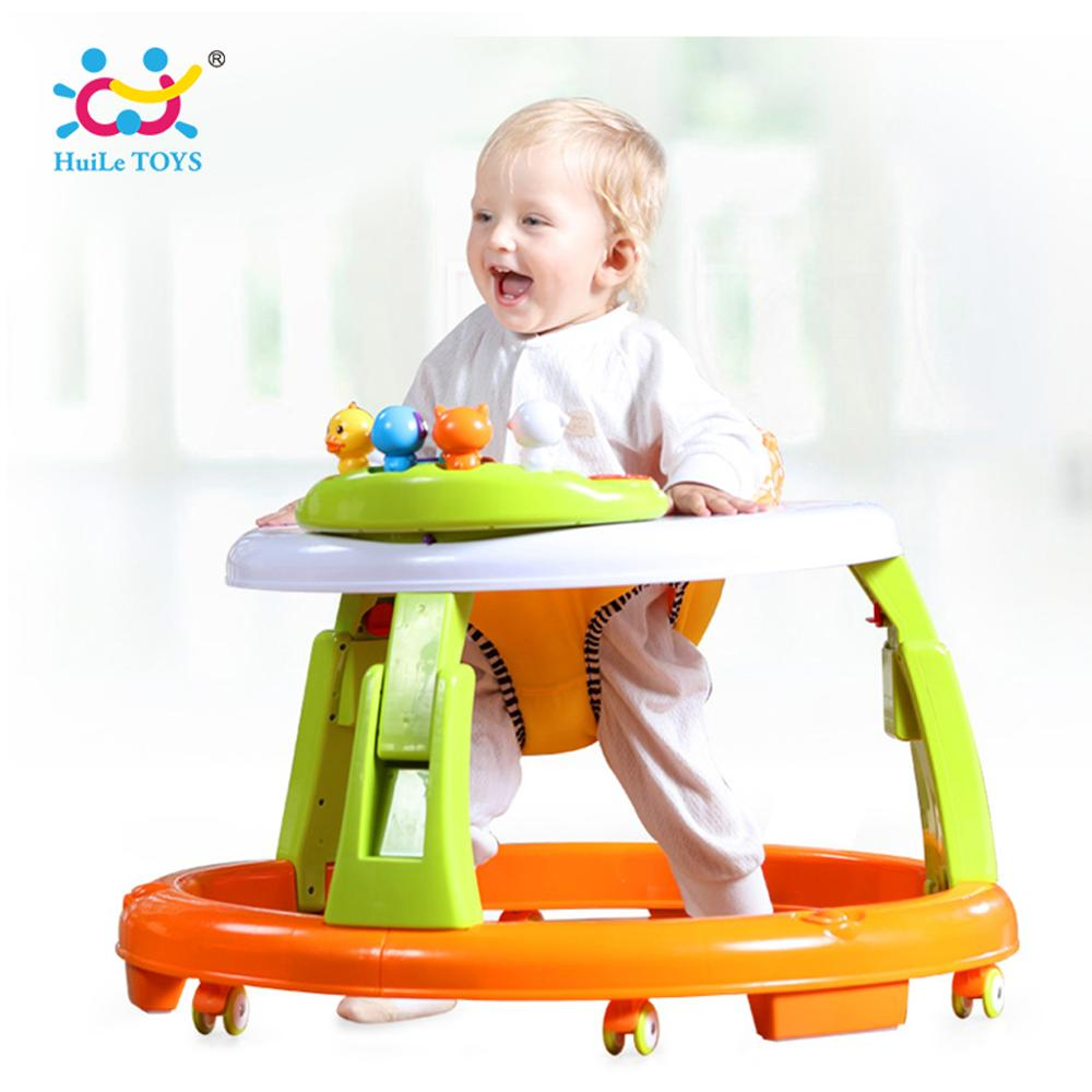 HOLA 2103 Little Learners 3-in-1 Walker & Activity Toy With Music/Light/Electronic Keyboard