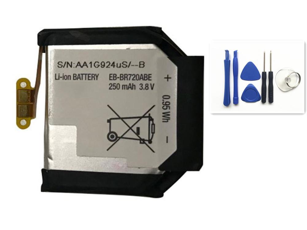 Bateria para Samsung Engrenagem S2 EB-BR720ABE R720 clássico R720 R732 R735 R600 R760 R765 R770 R380 R381