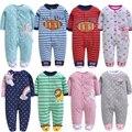 Одежда для новорожденных, зимний комбинезон для маленьких мальчиков, флисовые комбинезоны, Одежда для младенцев, зимняя одежда для мальчик...
