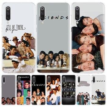 Amigos programa de televisión divertido familia funda de teléfono para Xiaomi Redmi Note 9 8 7 8A 7 7A 6A S2 K20 K30 8T 9S MI 9 8 CC9 F1 Pro de la cubierta a la moda de la
