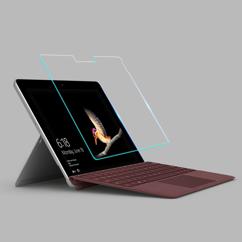 for Microsoft Surface Pro 2 3 4 5 6 Tempered Glass Screen Protector for Microsoft Surface Go Screen Protectors glass image