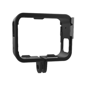 Image 3 - מגן מסגרת קסדת קבוע מסגרת מחזיק הר עבור מקורי SJCAM SJ9 Max Strike Sj4000X פעולה מצלמה אבזרים
