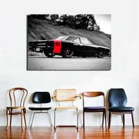 Painting 5D DIY Diamonds Handmade Classic HEMI Muscle Car Wallpaper Full Round Drill Embroidery Wall Art Living Room Home Decor