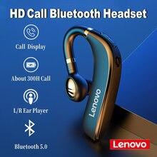 Lenovo-auriculares HX106 con Bluetooth 2020, manos libres, auriculares inalámbricos con micrófono HD para iPhone y xiaomi, novedad de 5,0