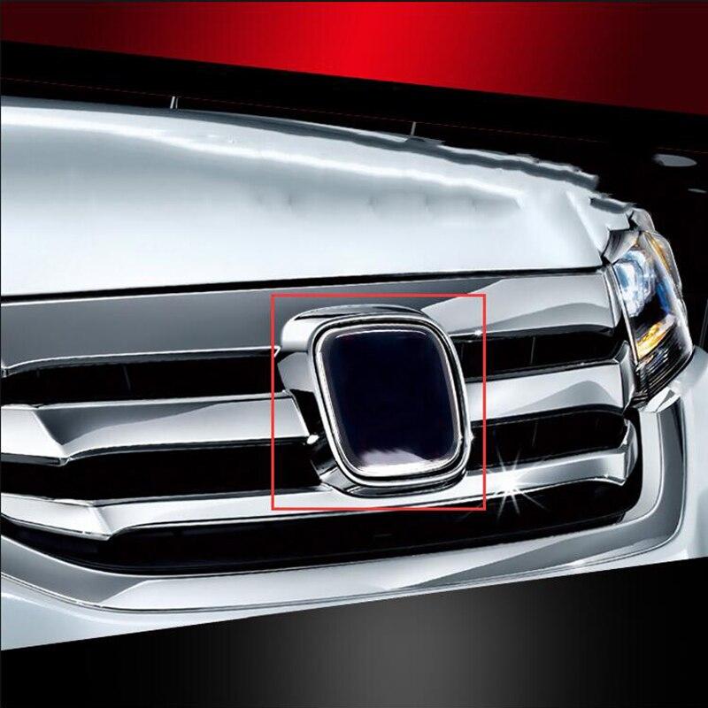 H شعار شارة اللون الأحمر لهوندا صالح سيفيك أكورد أوديسي سبيور مدينة اليشم سيارة التصميم الأوسط مصبغة جذع معدني ملصق