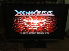 MD Game : XENO CRISIS ( ALL Region!! FOR 8 Country Languages!! )