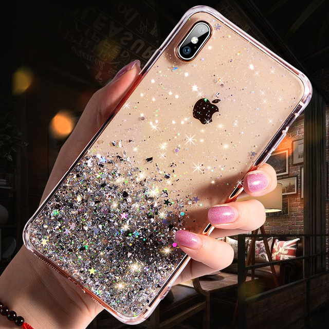 Luxury Bling Case for iPhone SE (2020) 4