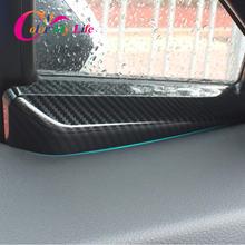Цветная наклейка для внутренней двери и окна салона автомобиля