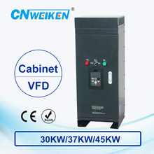 цена на WK600 Vector Control frequency converter 30kw/37kw/45kw Three phase 380V variable frequency inverter for motor VFD