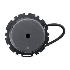 Image 4 - GHXAMP Speaker 4.5 inch Bass Subwoofer Loudspeaker Mid bass Large Rubber Composite Aluminum Basin 4OHM 90dB 50W for Peerless
