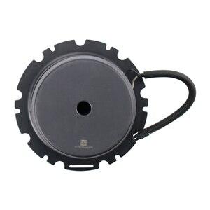 Image 4 - Haut parleur GHXAMP 4.5 pouces basse Subwoofer haut parleur mi basse grand caoutchouc Composite aluminium bassin 4OHM 90dB 50W pour Peerless