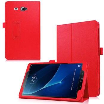 Чехол-подставка для Samsung Galaxy Tab A 6 A6 7,0 2016 T280 SM-T280 T280N T285 SM-T281 откидной Чехол из искусственной кожи для планшета
